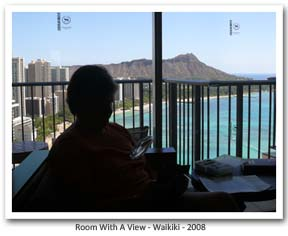 Room With a View - Waikiki